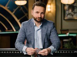 Негреану проводит обучение покеру