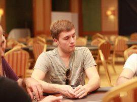 Украинский игрок Колинковский, неплохо себя проявил на SHR 1500$