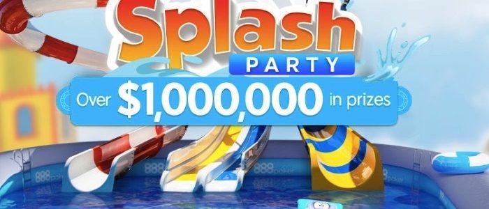 Freeroll Splash Party на 888poker