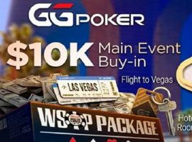 Road to Vegas на GGPokerok
