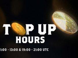 Top Up Hours на RIO Poker