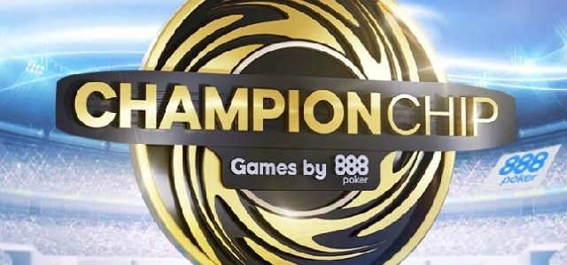 МЕ ChampionChip на 888poker
