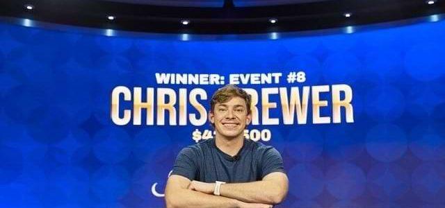 Крис Брюер на Poker Masters