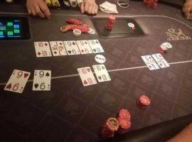 Расклад в покере